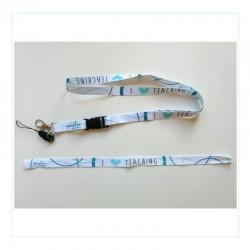 Pack: Lanyard + pulsera I...