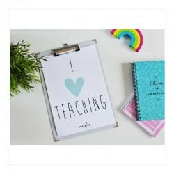 Làmina - I love teaching