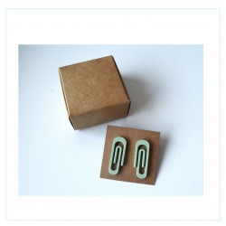 Pendientes - Clip mint